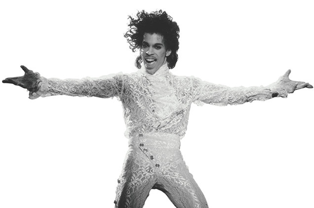 80s Style Prince